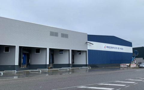 Edificio Industrial Frigoríficos de Vigo en Vigo