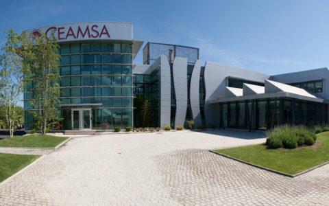 Edificio Industrial Ceamsa en Vigo