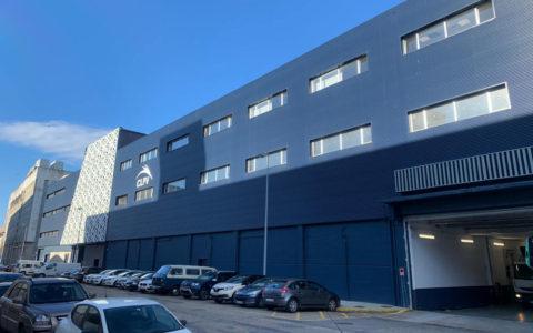 Edificio Industrial CLPV en Vigo