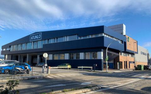 Edificio Industrial Atunlo en Vigo