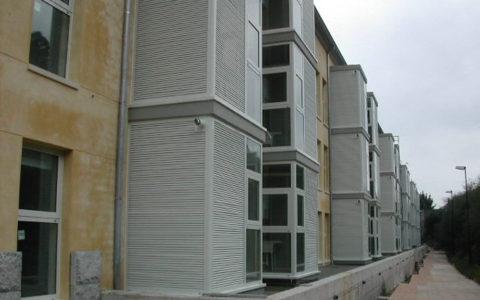 Edificio Residencial en Cangas