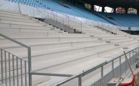Grada Preferencia Estadio Balaidos