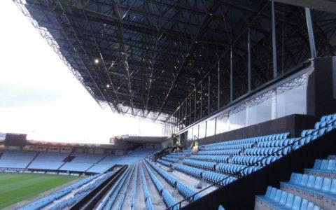 Grada Tribuna Estadio Balaidos