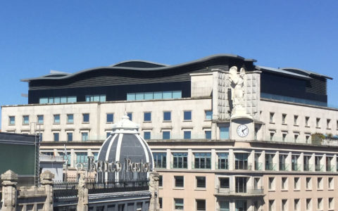 Rehabilitación Edificio Abanca Vigo