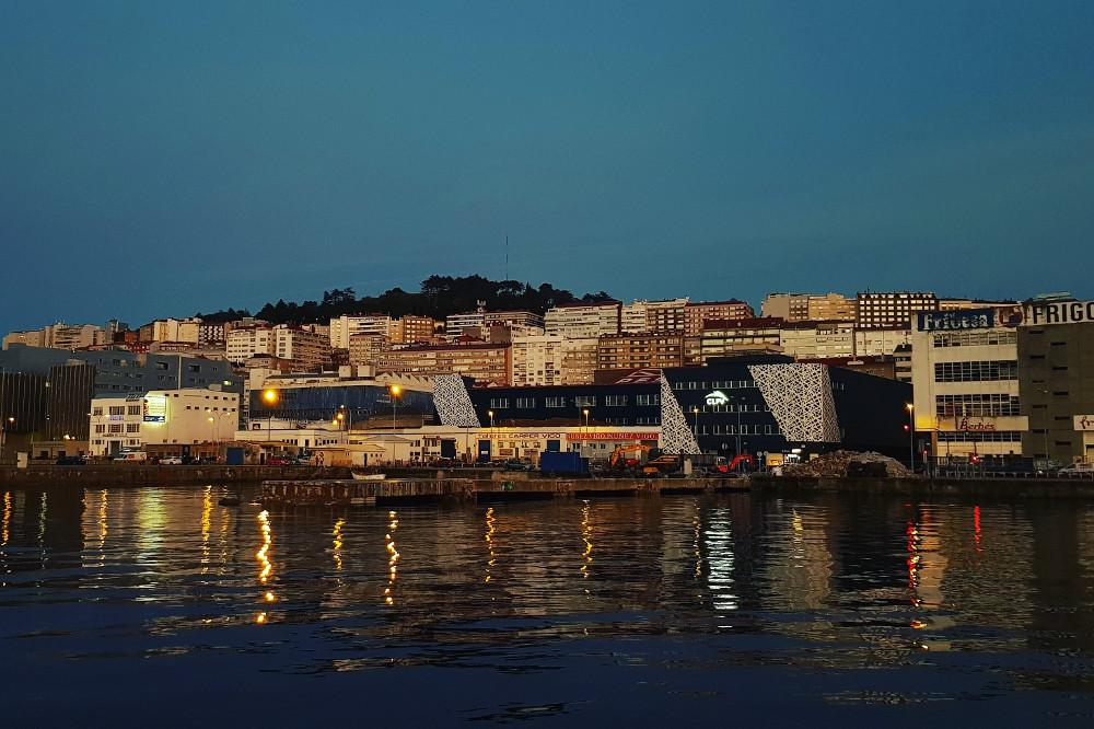 Centro Loxístico Porto de Vigo