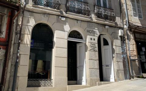 Hotel Gamboa Vigo
